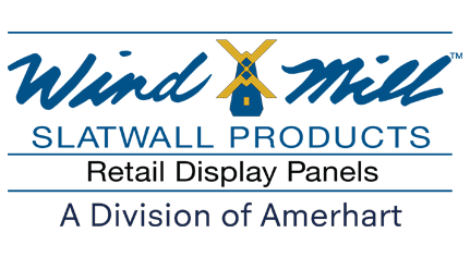 Wind Mill Slatwall Products